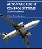 AUTOMATIC FLIGHT CONTROL SYSTEMS – LATEST DEVELOPMENTS