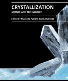 CRYSTALLIZATION – SCIENCE AND TECHNOLOGY