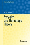.Syzygies and Homotopy TheoryFor further volumes: www.springer.com/series/6253.Algebra and