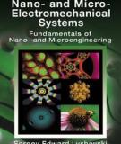 NANO- AND MICROELECTROMECHANICAL SYSTEMS Fundamentals of Nano- and Microengineering