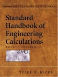 STANDARD HANDBOOK OF ENGINEERING CALCULATIONS - fouth edition