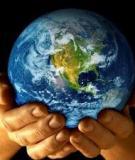 Ảnh hưởng của biến đổi  hậu đối với môi trường