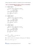 Chương 2. Nguyên hàm, tích phân - Bài 5. Các phép đb số cơ bản và nc tp hàm lượng giác