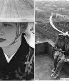 123 bức đen trắng của 11 nhiếp ảnh gia trứ danh Nhật Bản