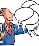 Phương thức giao tiếp phi ngôn ngữ