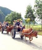 Bảo vệ môi trường với sự phát triển bền vững du lịch ở Hà Tây