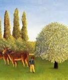 2. 9: Ngày mất của người ngây thơ Henri Rousseau
