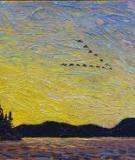 8. 7: Ngày Tom Thomson mất tích trên hồ Canoe