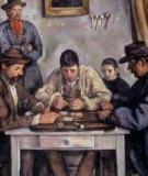 Ai thắng ai trong ván bài của Cézanne?