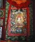 Tranh Thangka Tây Tạng và Khi cuộc sống là đủ