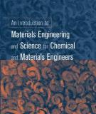 AN INTRODUCTION TO MATERIALS ENGINEERING AND SCIENCE
