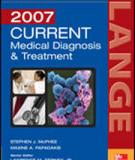 Current Medical Diagnosis and Treatment 2007 – 46th Edition I