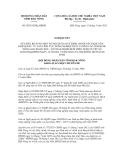 Nghị quyết số 05/2012/NQ-HĐND
