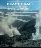 CLIMATE CHANGE – RESEARCH AND TECHNOLOGY FOR ADAPTATION AND MITIGATION