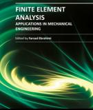 FINITE ELEMENT ANALYSIS – NEW TRENDS AND DEVELOPMENTS