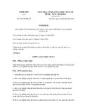 Nghị định số 55/2012/NĐ-CP