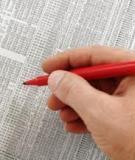 Chiêu tiếp thị hấp dẫn với cây bút đỏ