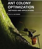 ANT COLONY OPTIMIZATION METHODS AND APPLICATIONS