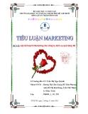 Đề Tài: Lập kế hoạch Marketing cho công ty dịch vụ quà tặng 2B