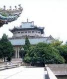 Ngã rẽ giữa Quốc học và Hán học.