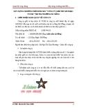 Tiểu luận: Xâu dựng chương trình PR cho Công ty giải trí âm nhạc 2!STAR tại thị trường Đà Nẵng