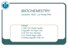 Ebook: BIOCHEMISTRY