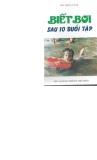 Ebook Biết bơi sau 10 buổi tập - Phi Trọng Hanh