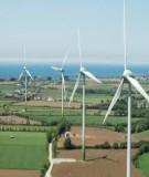 Báo cáo tổng kết chuyên đề: Năng lượng gió - Chủ nhiệm đề tài Ks Dương Thị Thanh Lương