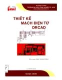 Thiết kế mạch điện tử Orcad