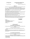 Thông tư số 14/2012/TT-BCT