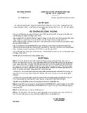 Quyết định số 3468/QĐ-BCT