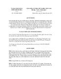 Quyết định số  1334/QĐ-UBND