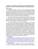 Đề tài: VẬN DỤNG CÓ HIỆU QUẢ CÁC THỦ THUẬT SỬA LỖI KHI THỰC HÀNH NÓI TIẾNG ANH TẠI LỚP CHO HỌC SINH LỚP 8