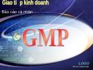 Báo cáo cá nhân: GMP