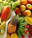 Người tiểu đường có nên ăn nhiều trái cây ngọt