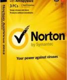 6 tháng miễn phí phần mềm danh tiếng Norton Antivirus 2012