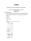 Giải bài tập môn Vi xử lý