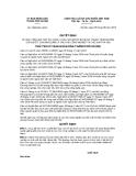 Quyết định số 2502/QĐ-UBND