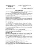 Quy chế phối hợp số 617/QCPH/HQ-CT-VKS-TA