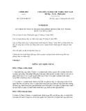 Nghị định số 52/2012/NĐ-CP