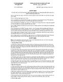 Quyết định số 537/QĐ-UBND