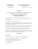 Nghị quyết số 16/2012/NQ-HĐND