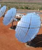 Các công nghệ sử dụng năng lượng mặt trời
