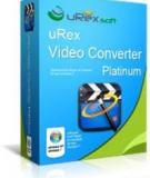 Xử lý video mạnh mẽ với phần mềm chuyên nghiệp với uRex Video Converter