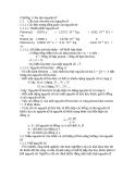 Bài giảng Hóa đại cương A1 - Chương 1 cấu tạo nguyên tử