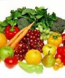 Chế độ ăn trong điều trị suy thận mạn