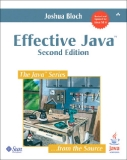 Effective Java™ (2nd Edition): Joshua Bloch