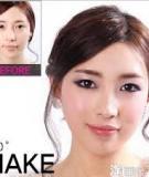 Trang điểm mắt khói tím kiểu Hàn Quốc
