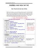 Tài liệu tập huấn kỹ năng 2012 - CHƯƠNG I: NHẢY MÚA TẬP THỂ
