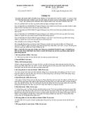 Thông tư số 21/2012/TT-BGTVT
